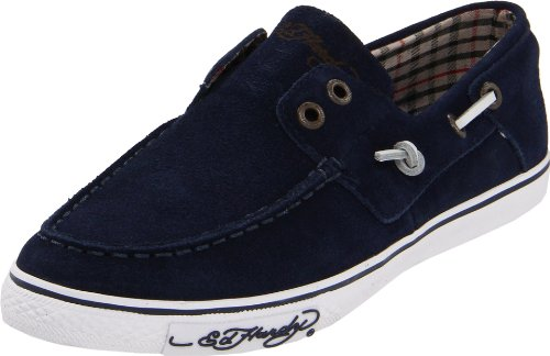 Ed Hardy Women's NALO Shoe, Navy, 7 M ()