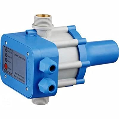 ZJchao 110V Automatic Electronic Switch Control Water Pump Pressure Controller