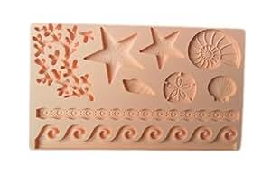 Para repujado con forma de decorar Chocolate Candy de medio balón de 3D carcasa Figre de herramientas de jabón con forma de figuras para tartas con forma de decoración - SUP-COM-SM-014
