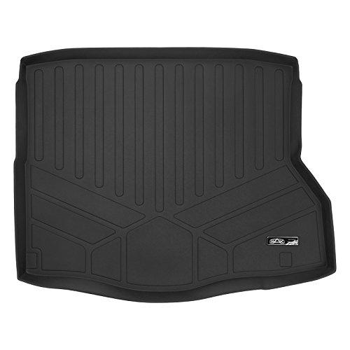 MAX LINER D0255 All Weather Custom Fit Cargo Trunk Liner Floor Mat Black for 2014-2019 Mercedes Benz CLA Class