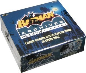 Batman Archives Trading Cards ()