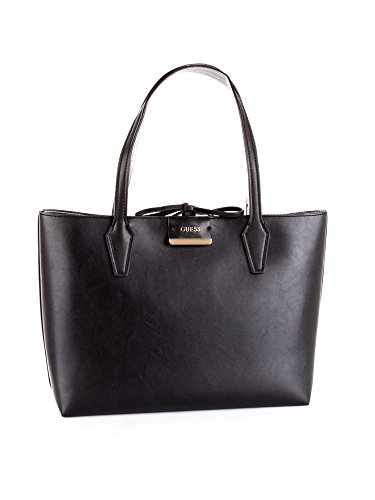 Woman's bag GUESS HWSB6422150 Pewter Black Bcp Women Multicolour 1qawH5Ea