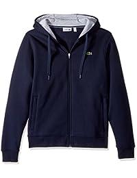 Men's Full Zip Hoodie Fleece Sweatshirt, Sh7609