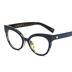 Sexy Cat Eye Optical Glasses Frame Women Brand Designer Spectacles Eyeglasses