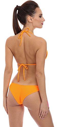 SHE Mujer Bikini Set Anette Patrón-C