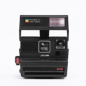 Polaroid Originals Polaroid 600 Camera - Flash , Black (4723)