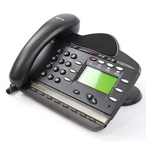 Mitel 3000 8 Button Full Duplex Phone (Charcoal) Model 4110, LR5829.06200 ()