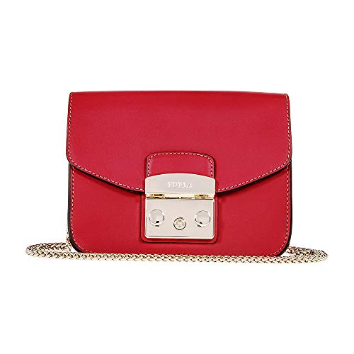 Furla Metropolis Ladies Leather Mini Crossbody 920354 for sale  Delivered anywhere in USA