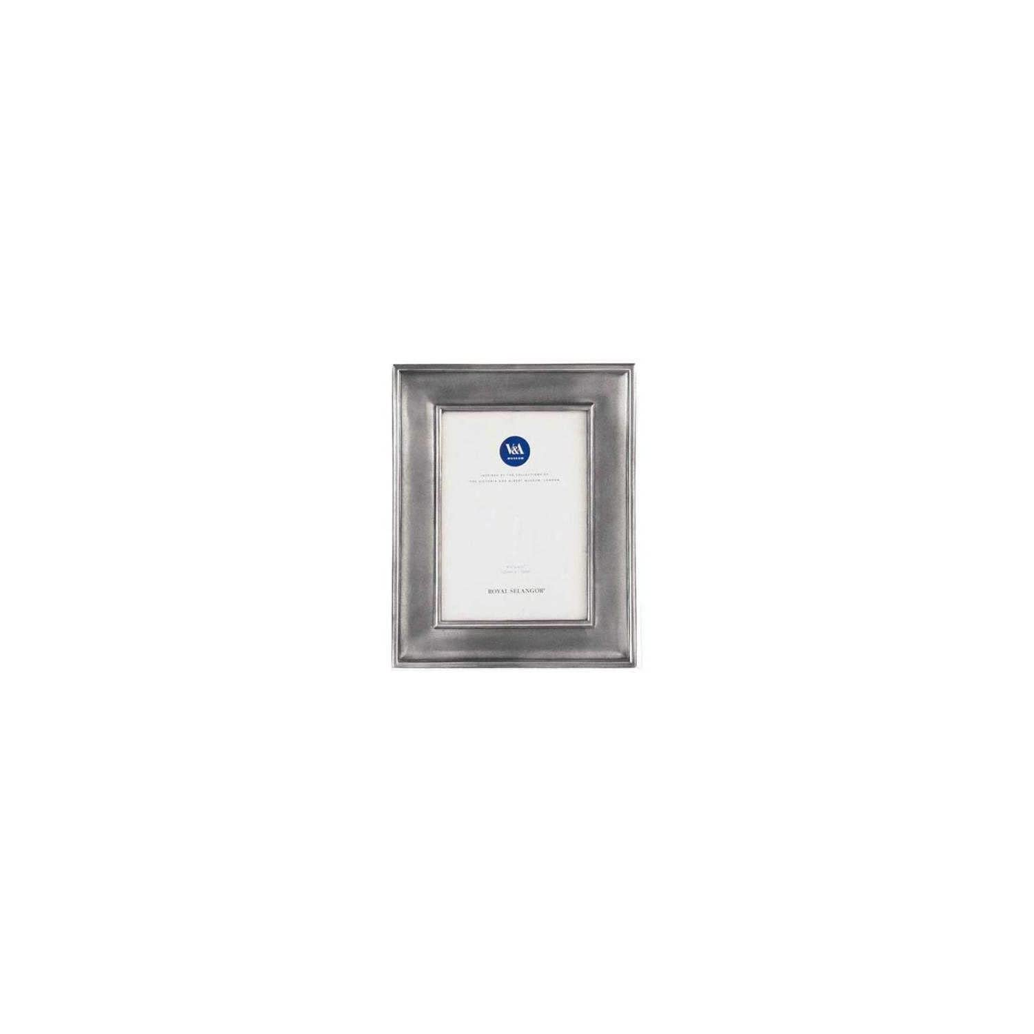 Royal Selangor 013059A English Photo Frame, One Size, Pewter