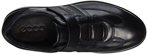 da Nero ECCO Titanium Uomo Ginnastica Scarpe Indianapolis Black Basse qxwABfaEw