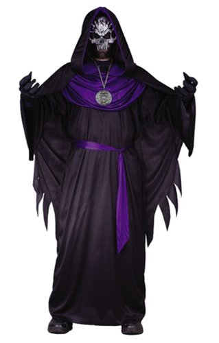 Halloween FX Emperor of Evil Child Costume (Large) -