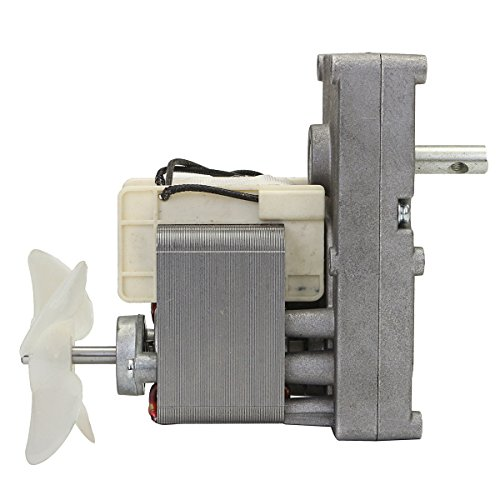 HITSAN 220V Barbecue Geared Motor BBQ Barbecue Motor Shaded Pole Motor Reduction Motor Machine One Piece