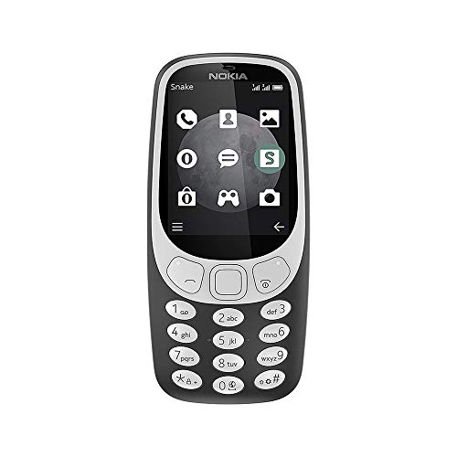 🥇 Nokia 3310 3G – Unlocked Single SIM Feature Phone