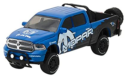 2017 Dodge Ram >> Amazon Com Greenlight 29887 2017 Dodge Ram 1500 Pickup Truck Mopar