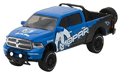 Greenlight 29887 2017 Dodge Ram 1500 Pickup Truck Mopar Off-Road Edition Hobby Exclusive 1/64 Diecast Model Car