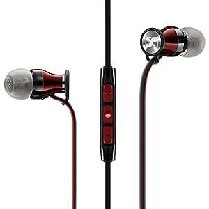 Sennheiser Momentum In-Ear (Android version) - Black Red