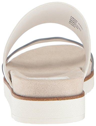 kensie para Mujer Blanco Sandalia Digby Meter de rWqwArg04