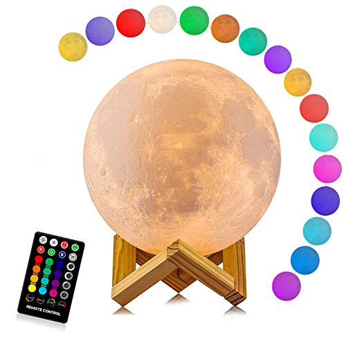 Moon Lamp LOGROTATE 16