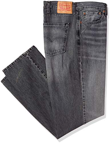 Levi's Men's Big and Tall 541 Big & Tall Athletic Straight Fit Jean, Grout-Stretch, 62W X 32L