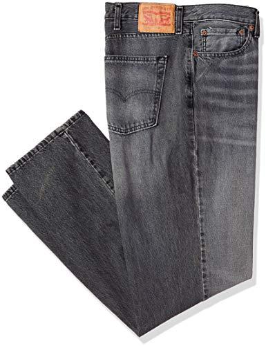 - Levi's Men's Big and Tall 541 Big & Tall Athletic Straight Fit Jean, Grout - Stretch, 50W X 29L