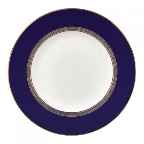 Wedgwood Renaissance Gold Salad Plate - Oval Wedgwood Plates