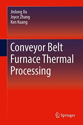 (Conveyor Belt Furnace Thermal Processing)