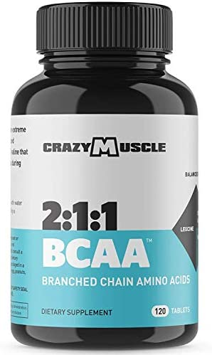 BCAA Pills Perfect Branched Supplements product image