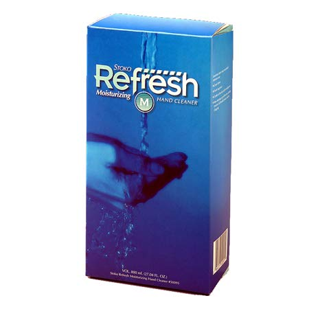 SC Johnson Professional Refresh Moisturizing Foam Soap 800mL Cartridge 6 per case