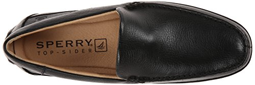 Sperry Top-sider Mens Hampden Veneziano Slip-on Mocassino Nero