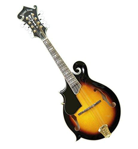 Gold Tone GM-70+/L F-style Mandolin, Lefty by Gold Tone
