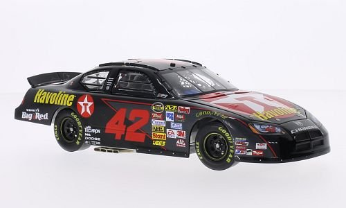 Dodge Charger, No.42, Chip Ganassi racing, Texaco Havoline, Nascar, 2007, Model Car, Ready-made, team Caliber 1:24 Texaco Havoline Racing