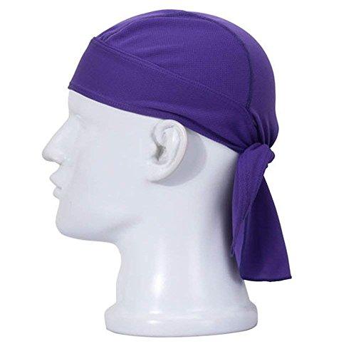 Lilyy Outdoor Sport Cycling Running Double Dry High-performance Dew doo Rag,headwrap,skull cap hat,helmet liner,mask