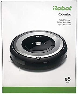 Amazon.com: iRobot Roomba e5 5134 Wi-Fi Connected Robot Vacuum: Office Products
