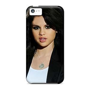 Tough Iphone LZPPFfA4823xRyzf Case Cover/ Case For Iphone 5c(selena Gomez 42)