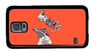 Samsung Galaxy S5 Case and Cover NO MORE BENTO PC case Cover for Samsung Galaxy S5 Black