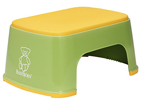 babybjorn-step-stool-green