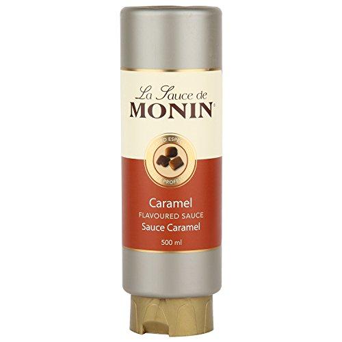 caramel sauce monin - 5