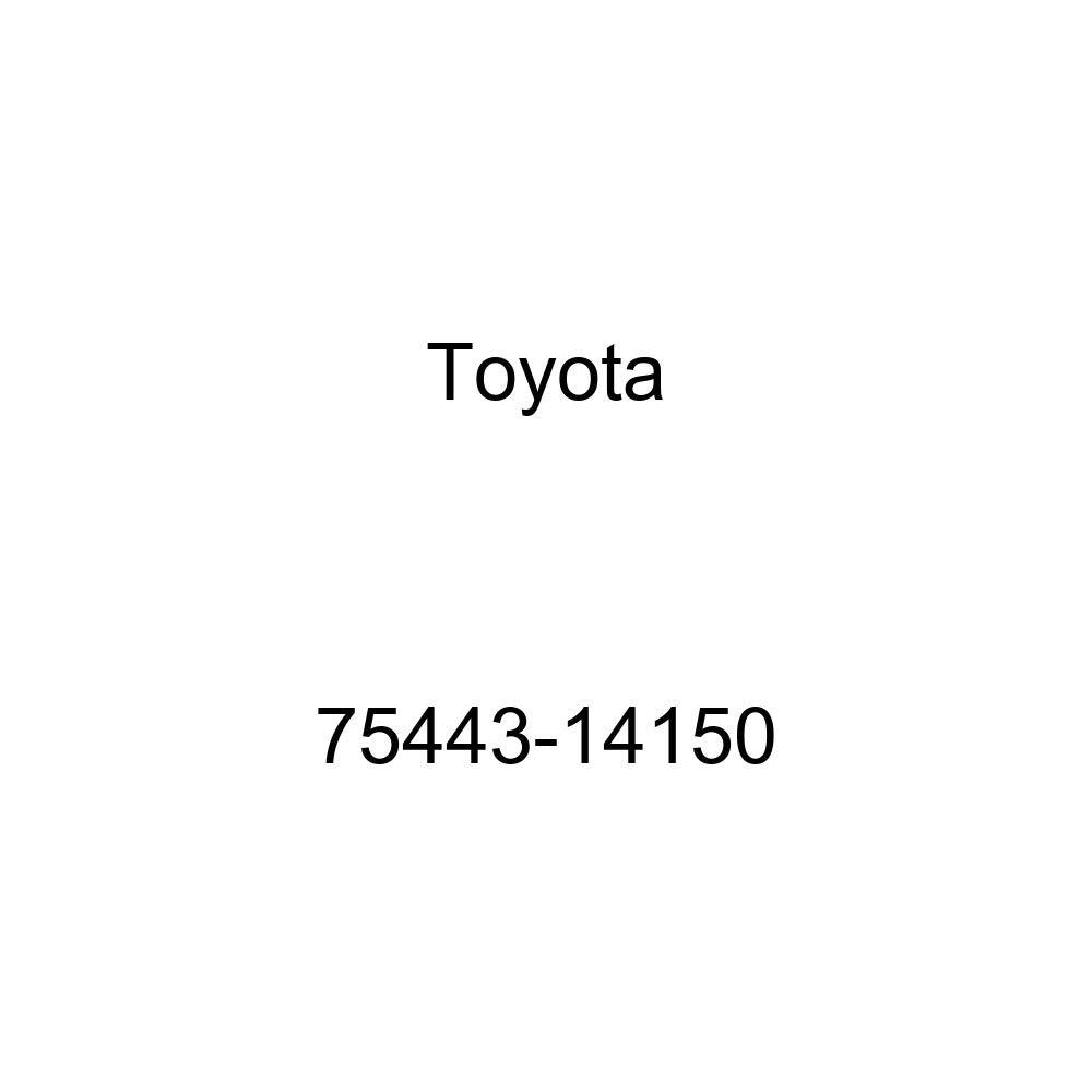 TOYOTA 75443-14150 Name Plate