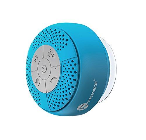 1339 opinioni per Altoparlante Bluetooth Impermeabile da Doccia TaoTronics Speaker Stereo (IPX 4,