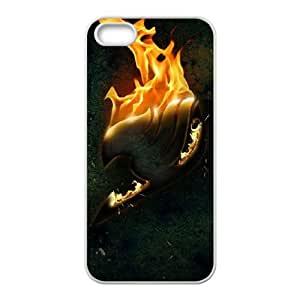 fairy tail 2 iPhone 5 5s Cell Phone Case White Gimcrack z10zhzh-3320516