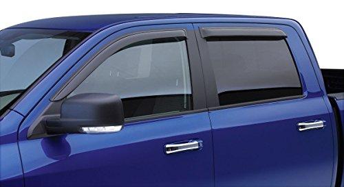 Black Horse 14-94747 Rain Guards Rain Visors Sun Visors Sun Deflector Window Visor (Sun Visor For 2006 Dodge Stratus compare prices)