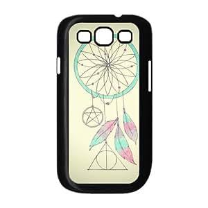 Custom Dreamcatcher Back Cover Case for SamSung Galaxy S3 I9300 JNS3-407