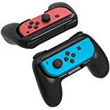 YOSH Grip for Nintendo Switch Joy-Con 2-Pack Handler Grip Kits Enlarge Joy Con Controllers Accessories Compatible with NS Games Like Super Mario Party Mario Kart 8 Snipperclips Plus Puyo Puyo Tetris