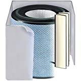 Replacement filter FR400 for Austin Air HealthMate Air Purifier (White Color)