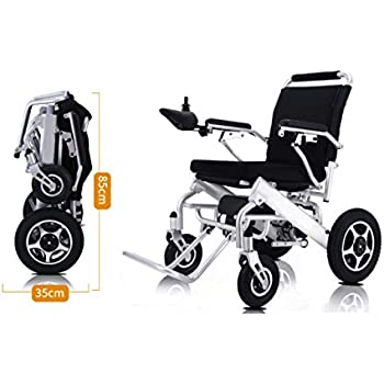 OK MEDICAL Foldable Power Compact Mobility 2019 NEW!! Remote Control Electric Wheelchairs Silla de