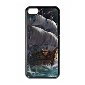 Fantasy Phone Case Perfectly Fit To iPhone 5C - IMAGES COVERS Designed