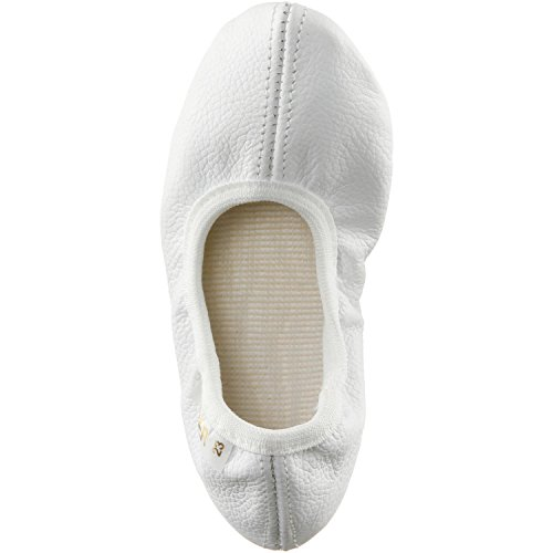 Bleyer Kinder Gymnastikschuhe weiß