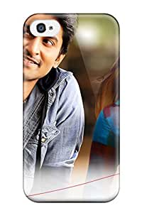 Premium Nani Samantha In Eega Movie Heavy-duty Protection Case For Iphone 4/4s