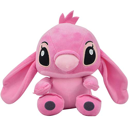 Children Anime Stuffed Animals Plush Dolls Plush Toys 7 inch (Pink) from Memyme