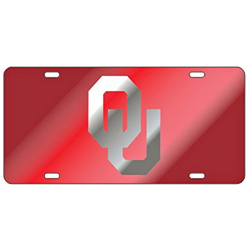 Oklahoma Sooners Red w/Mirror